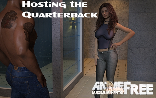 Картинка Hosting the Quarterback [2019] [Uncen] [ADV, 3DCG] [ENG] H-Game