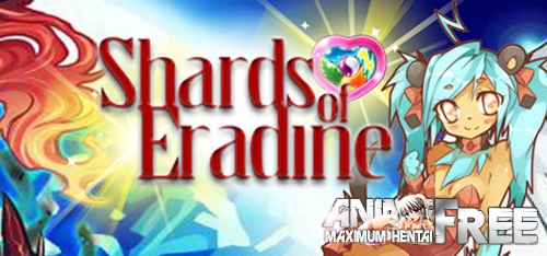 Картинка Shards of Eradine [2017] [Uncen] [jRPG] [ENG] H-Game