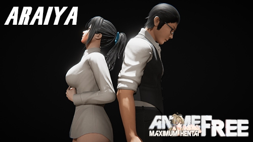 Картинка Araiya [2019] [Uncen] [ADV, 3DCG, Animation] [Android Compatible] [ENG,RUS] H-Game