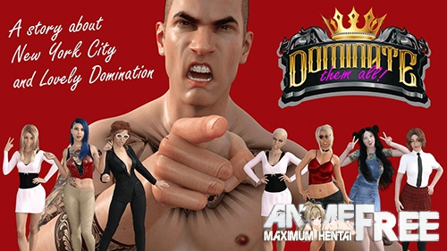 Картинка Dominate Them All [2019] [Uncen] [ADV, 3DCG] [ENG,ITA] H-Game