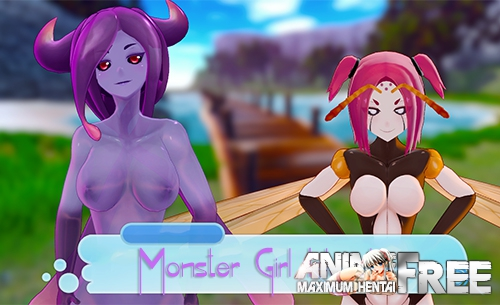 Картинка Monster Girl Island [2015-2019] [Uncen] [3D, ADV, SLG, VR] [ENG] H-Game