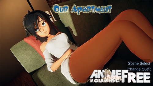 Картинка Our Apartment [2019] [Uncen] [3D, SLG, Animation] [Android Compatible] [ENG] H-Game