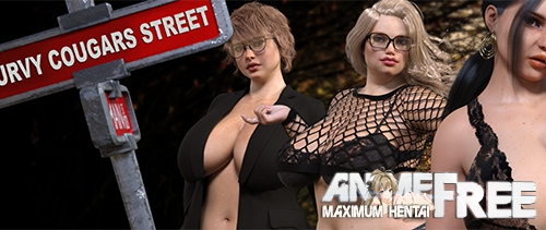 Картинка Curvy Cougars Street [2020] [Uncen] [ADV, 3DCG] [Android Compatible] [ENG,RUS] H-Game