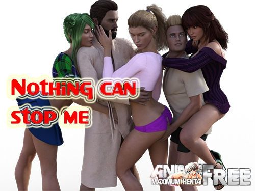 Картинка Nothing stops me (Nothing can stop me) [2020] [Uncen] [ADV, 3DCG, Animation] [ENG] H-Game