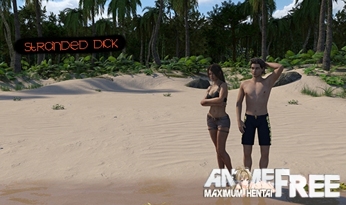 Картинка Stranded Dick [2020] [Uncen] [ADV, 3DCG] [Android Compatible] [ENG,RUS] H-Game