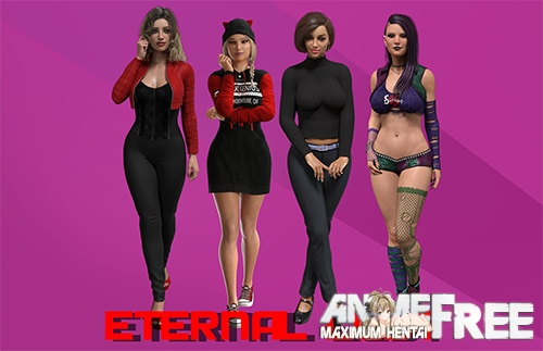 Картинка Eternal Lust [2020] [Uncen] [ADV, 3DCG] [Android Compatible] [ENG] H-Game