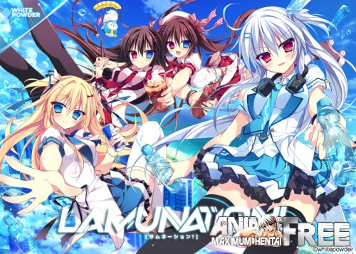 Картинка LAMUNATION! -international- [2019] [Cen] [VN] [JAP,ENG] H-Game