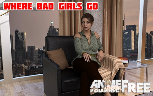 Картинка Where Bad Girls Go [2020] [Uncen] [ADV, 3DCG] [Android Compatible] [ENG,RUS] H-Game