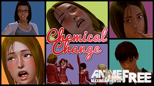 Картинка Chemical Change [2020] [Uncen] [ADV, 3DCG, Animation] [Android Compatible] [ENG] H-Game