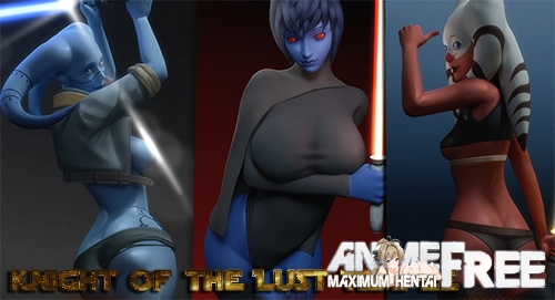 Картинка Knight of the Lust Temple [2020] [Uncen] [ADV, 3DCG] [Android Compatible] [ENG] H-Game