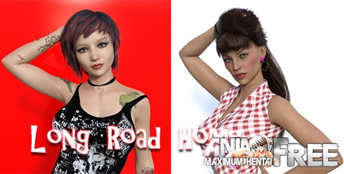 Картинка Long Road Home [2020] [Uncen] [ADV, 3DCG] [Android Compatible] [ENG] H-Game