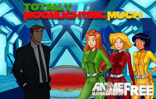 Картинка Totally Moonlighting Much [2020] [Uncen] [ADV] [Android Compatible] [ENG] H-Game