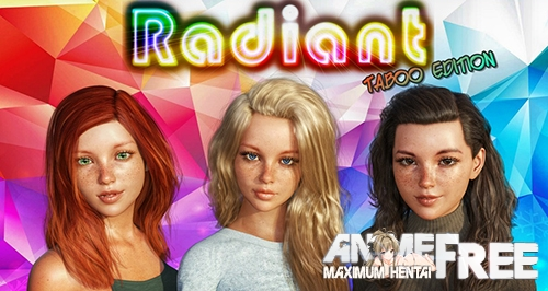 Картинка Radiant [2020] [Uncen] [ADV, 3DCG, Animation] [Android Compatible] [ENG,RUS] H-Game