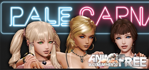 Картинка Pale Carnations [2020] [Uncen] [ADV, 3DCG] [Android Compatible] [RUS,ENG] H-Game