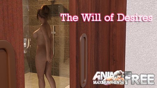 Картинка The Will of Desires [2020] [Uncen] [ADV, 3DCG] [Android Compatible] [ENG] H-Game