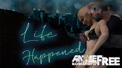 Картинка Life Happened [2020] [Uncen] [ADV, 3DCG, NTR] [Android Compatible] [ENG] H-Game
