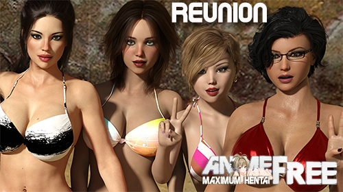 Картинка Reunion [2020] [Uncen] [ADV, 3DCG, Animation] [Android Compatible] [ENG,RUS] H-Game