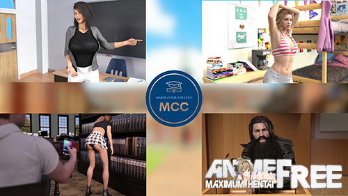 Картинка Marie Curie College [2020] [Uncen] [ADV, 3DCG] [Android Compatible] [ENG] H-Game