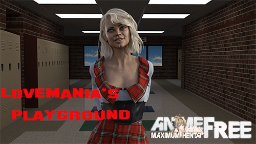 Картинка Lovemania's Playground [2020] [Uncen] [ADV, 3DCG] [ENG] H-Game