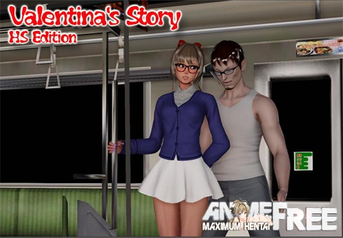 Картинка Valentina's Story HS Edition [2020] [Uncen] [ADV, 3DCG] [ENG] H-Game