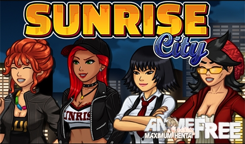 Картинка Sunrise City [2020] [Uncen] [ADV] [ENG] H-Game