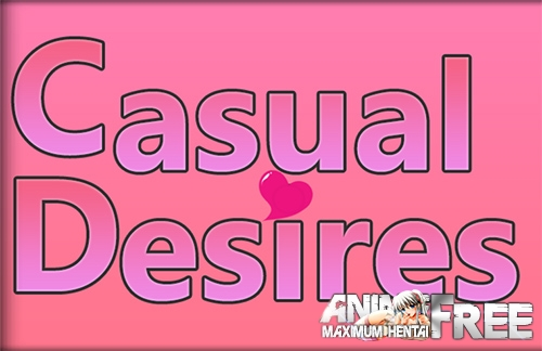 Картинка Casual Desires [2020] [Uncen] [ADV, 3DCG] [Android Compatible] [ENG] H-Game