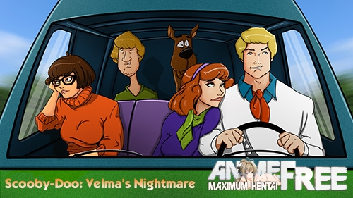 Картинка Scooby-Doo: Velma's Nightmare [2020] [Uncen] [ADV] [Android Compatible] [ENG,RUS] H-Game