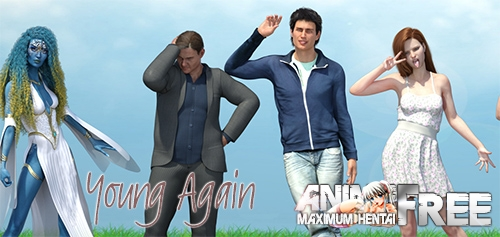 Картинка Young Again [2020] [Uncen] [ADV, 3DCG] [Android Compatible] [ENG] H-Game