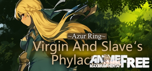 Картинка ~Azur Ring~ Virgin and Slave's Phylacteries [2020] [Cen] [Action, Animation] [ENG,JAP,CHI] H-Game