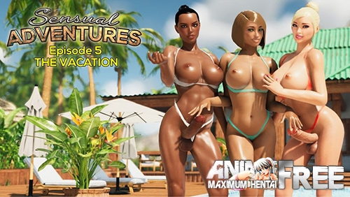 Картинка Sensual Adventures Episode 5: The Vacation [2020] [Uncen] [UltraHD] [ENG] 3D-Hentai