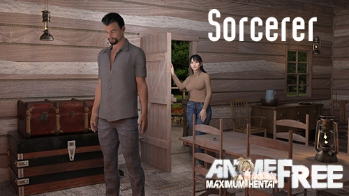 Картинка Sorcerer [2020] [Uncen] [ADV, 3DCG] [Android Compatible] [ENG] H-Game