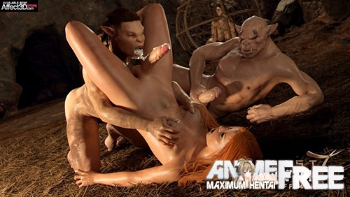 Картинка First Contact 7 - Night of Primal Lust [Uncen] [3DCG] [ENG] Porn Comics