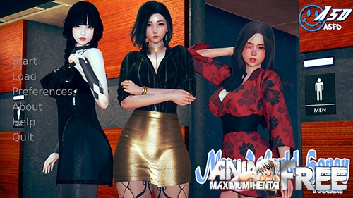 Картинка New World Honey [2020] [Unen] [ADV, 3DCG] [Android Compatible] [ENG,RUS] H-Game