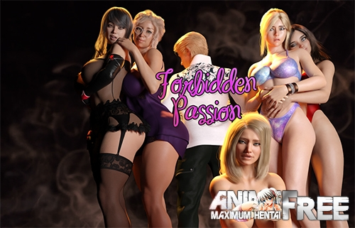 Картинка Forbidden Passion [2020] [Uncen] [ADV, 3DCG] [Android Compatible] [ENG,RUS] H-Game