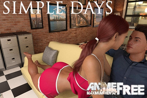 Картинка Simple Days [2020] [Uncen] [ADV, 3DCG] [Android Compatible] [ENG] H-Game