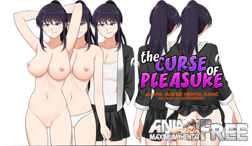 Картинка The Curse of Pleasure [2017] [Uncen] [RPG] [ENG] H-Game