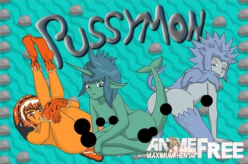 Картинка Серия игр Pussymon [2016-2019] [Uncen] [Ep.00-64] [Flash] [ENG] H-Game