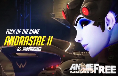 Картинка Overwatch - Widowmaker Fuck of the Game [2017] [Uncen] [ENG] [1080p] 3D-Hentai