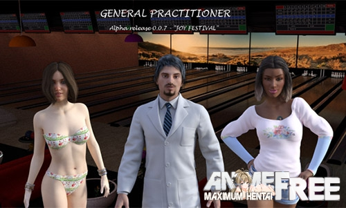 Картинка General Practitioner / Главврач [2017] [Uncen] [ADV, 3DCG] [Android Compatible] [ENG] H-Game