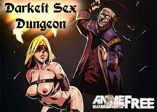 Картинка Darkest Sex Dungeon: The Butcher's Circus [2016] [Uncen] [RPG, Strategy] [RUS] H-Game