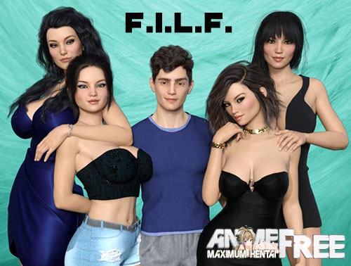 Картинка F.I.L.F. (Family i'd like to fuck) [2018] [Uncen] [RPG, ADV, 3DCG] [Android Compatible] [ENG,RUS] H-Game