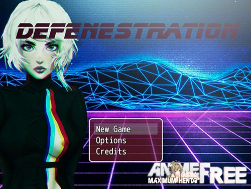 Картинка Defenestration [2018] [Uncen] [ADV, RPG] [Android Compatible] [ENG,RUS] H-Game