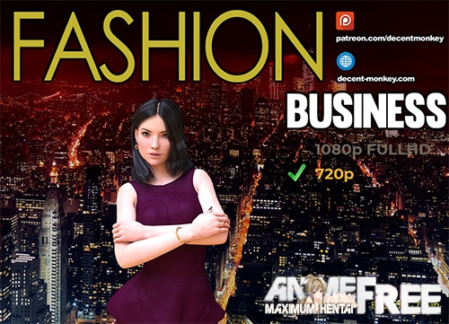 Картинка Fashion Business - Episode 1 / Episode 2 [2018] [Uncen] [3DCG, ADV] [Android Compatible] [ENG,RUS,GER] H-Game