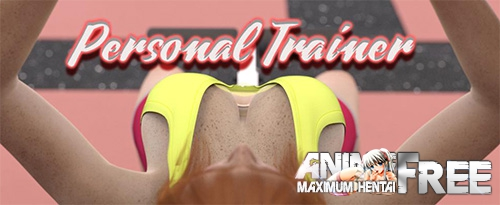 Картинка Personal Trainer [2018] [Uncen] [ADV, 3DCG] [Android Compatible] [ENG,RUS] H-Game