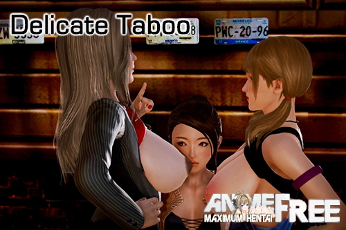Картинка Delicate Taboo [2019] [Uncen] [ADV, 3DCG] [Android Compatible] [ENG] H-Game
