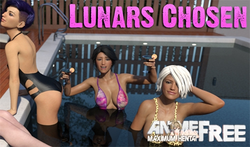 Картинка Lunars Chosen [2019] [Uncen] [ADV, 3DCG] [Android Compatible] [ENG,RUS] H-Game
