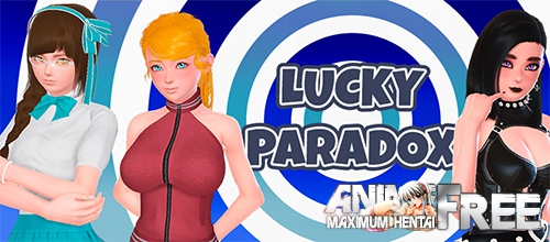 Картинка Lucky Paradox [2019] [Uncen] [3DCG, Dating-Sim] [Android Compatible] [ENG] H-Game