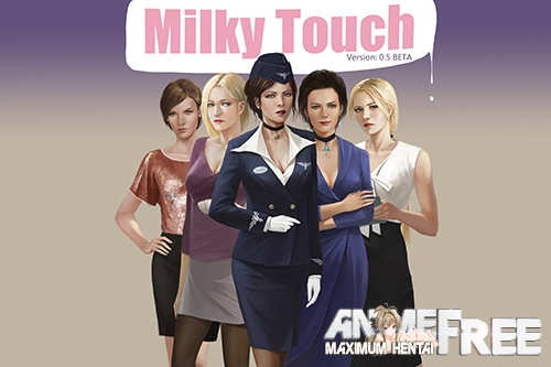 Картинка Milky Touch (Milky Town) [2019] [Uncen] [ADV, RPG] [Android Compatible] [ENG,RUS] H-Game