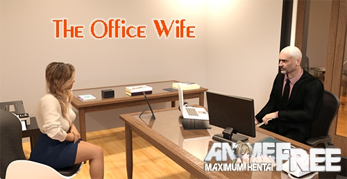 Картинка The Office Wife [2020] [Uncen] [ADV, 3DCG, NTR] [Android Compatible] [ENG,RUS] H-Game