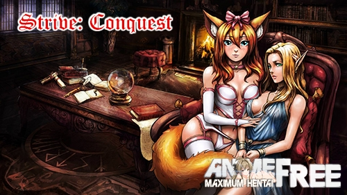 Картинка Strive: Conquest [2020] [Uncen] [RPG, Text-Game] [ENG] H-Game